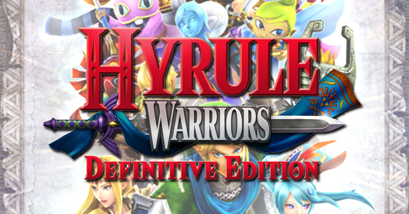 Quinto trailer japonés de Hyrule Warriors Definitide Edition