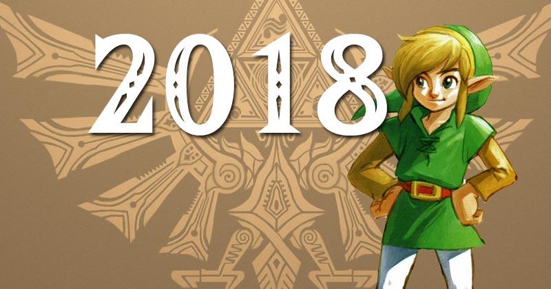 Lo que nos espera de Zelda en 2018