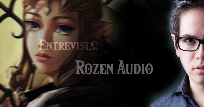 Entrevista a Rozen: Productor, compositor y arreglista musical.