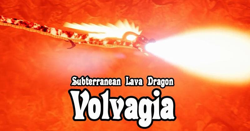 Lucha contra Volvagia en Unreal Engine 4