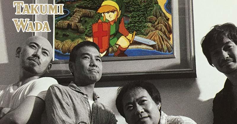 Takumi Wada habla sobre su trabajo artístico en Breath of the Wild