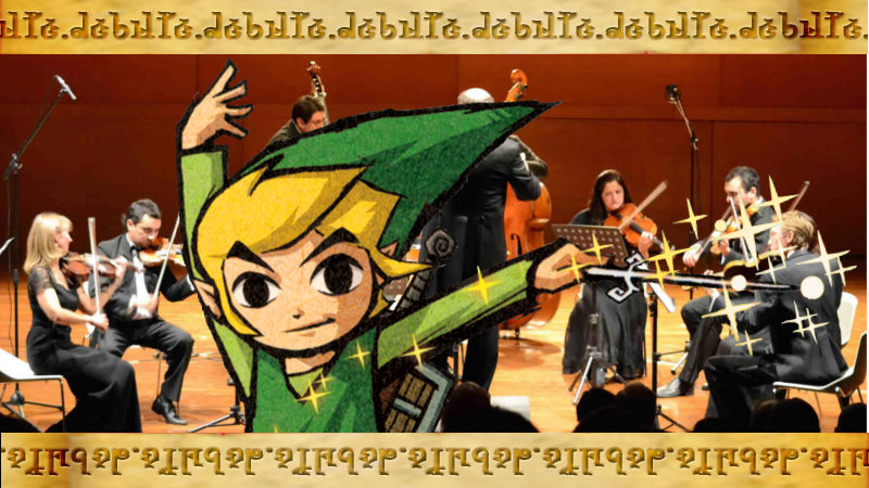 ¿Quién debería colaborar como compositor en The Legend of Zelda?