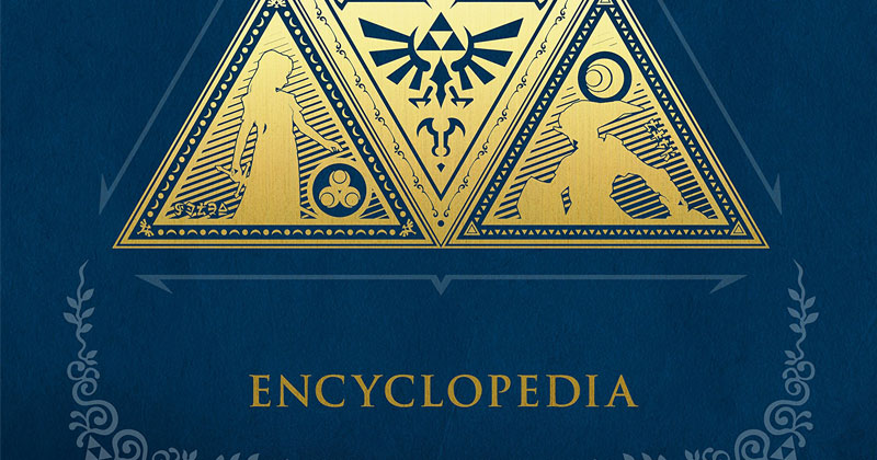 Zelda Encyclopedia ya disponible en inglés