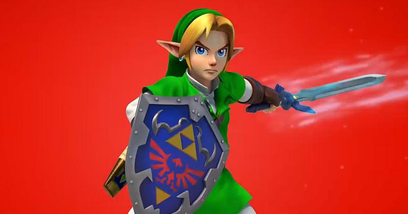 La edad de Link en los juegos