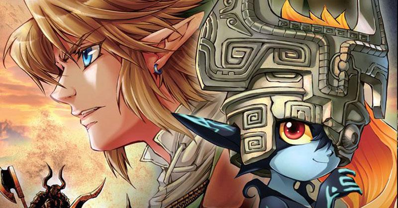 Manga Twilight Princess nº3 el 23 de febrero
