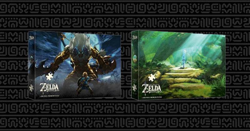 Dos nuevos puzles de Breath of the Wild