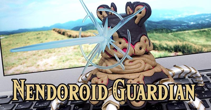 El Nendoroid del Guardián detalla sus funciones y accesorios