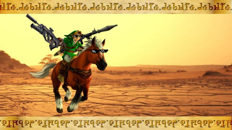 ¿Qué nuevas armas debería usar Link en el siguiente Zelda?