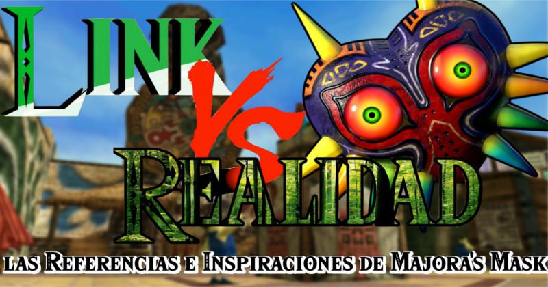 La Referencias e Inspiraciones de Majora's Mask (Vídeo)