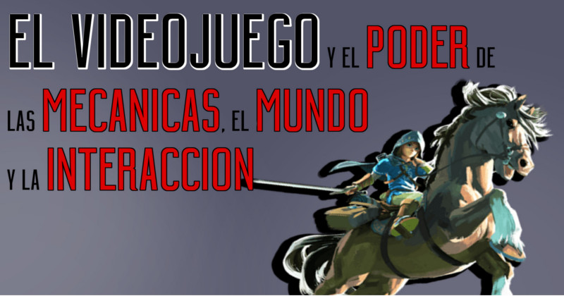Breath of the Wild y el poder de la interacción entre jugador y mundo (vídeo)