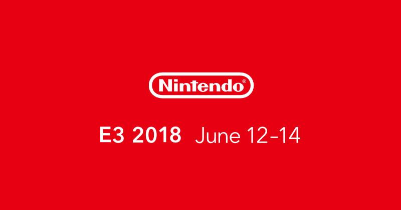 Nintendo abre la web del E3 2018