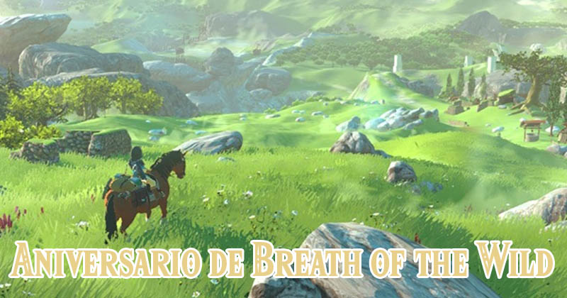 ¡The Legend of Zelda: Breath of the Wild cumple un año! Retrospectiva