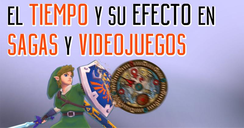 La saga The Legend of Zelda a lo largo de los años (Vídeo-Reflexión)