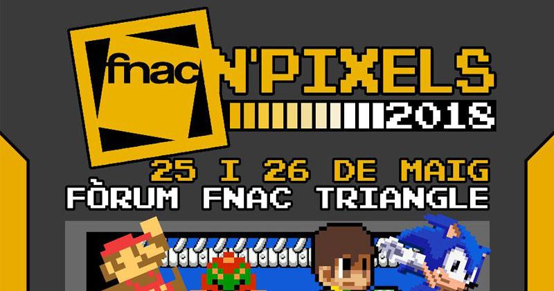 Fnac N' Pixels 2018