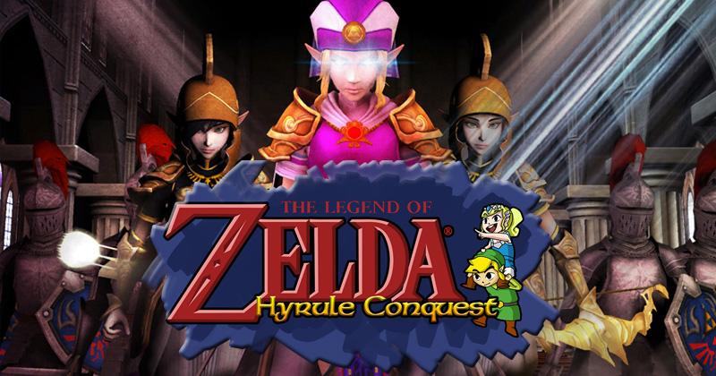 FanGame: Hyrule Conquest