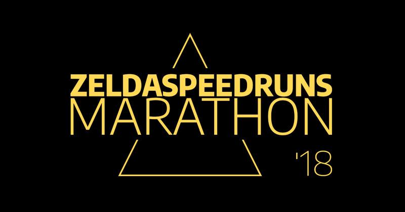 Zelda Speedruns Marathon 2018