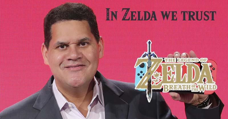 El presidente de Nintendo of America confió en Breath of the Wild para el lanzamiento de Switch