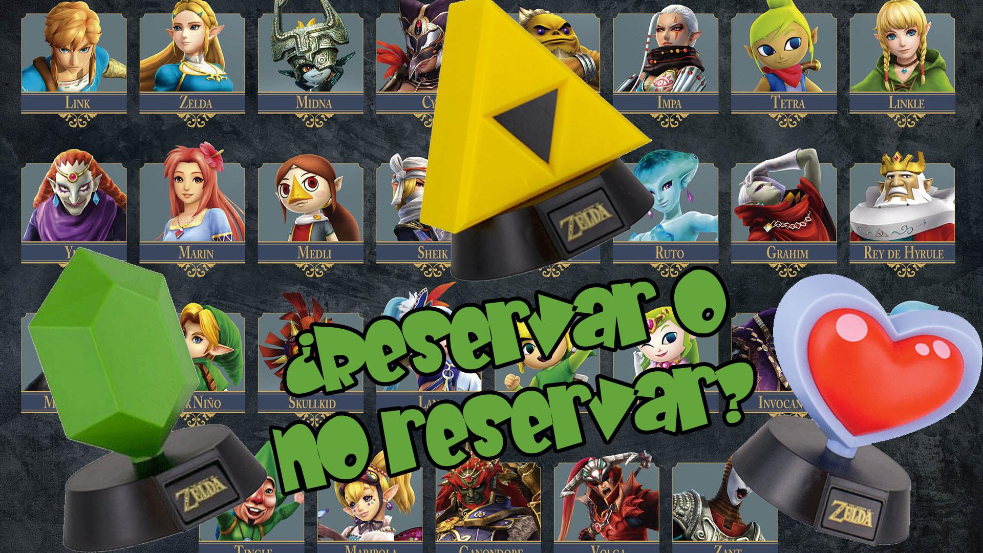 ¿Qué consigues al reservar Hyrule Warriors Definite Edition?