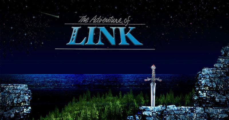 Remix del tema de The Adventure of Link