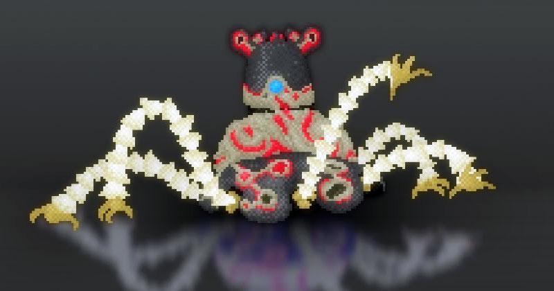 Tema del Guardián versión 8 bits