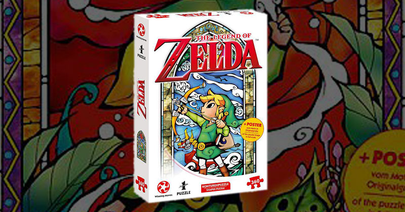 Nuevos Puzles de The Wind Waker