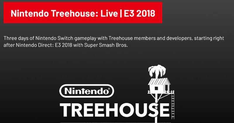 Nintendo Direct desde el E3 de Los Angeles