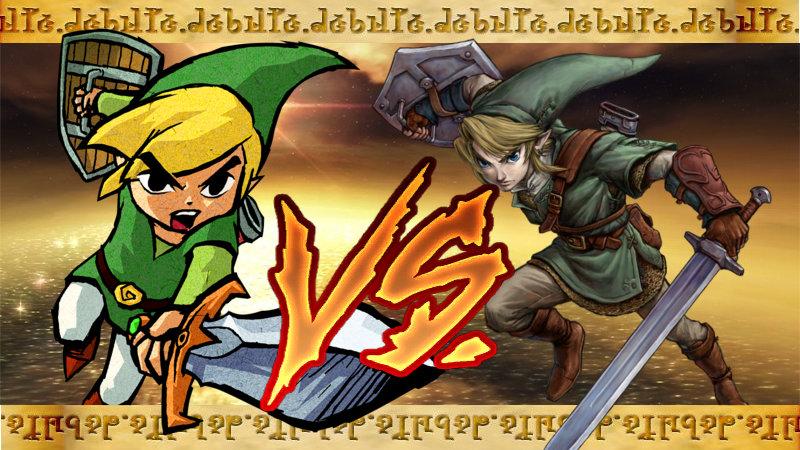 El gran debate: ¿Zelda de estilo realista o cartoon?