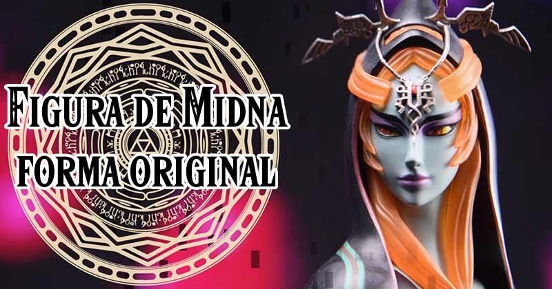 Anunciada la figura de Midna en su forma auténtica