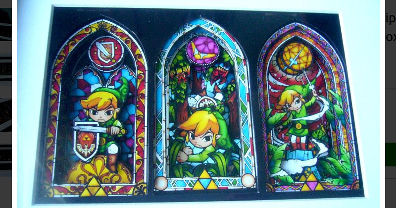 8bitBoutique: artesanía de Zelda desde UK