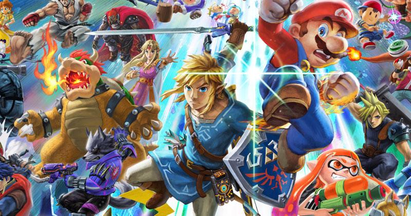 Super Smash Bros. Ultimate, el juego más reservado