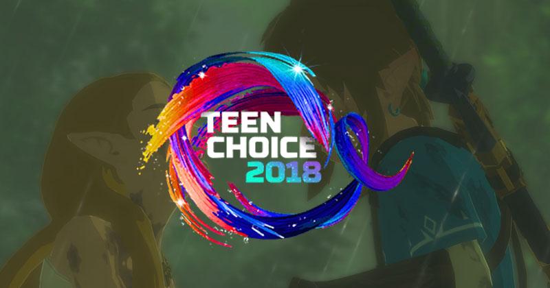 Breath of the Wild nominado a los premios Teen Choice 2018
