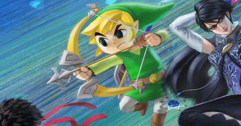 Objetos de The Legend of Zelda en Super Smash Bros. Ultimate