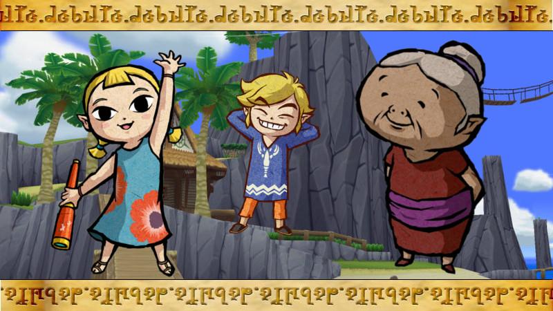 ¿Que miembro de la familia de Link te gustaría conocer?