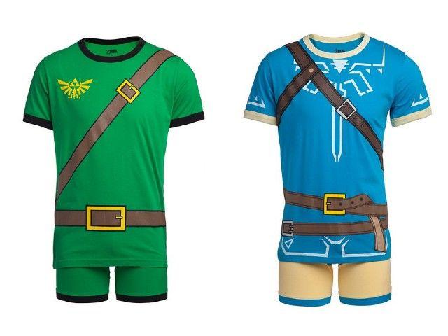 Sets de pijamas para hombres de Zelda