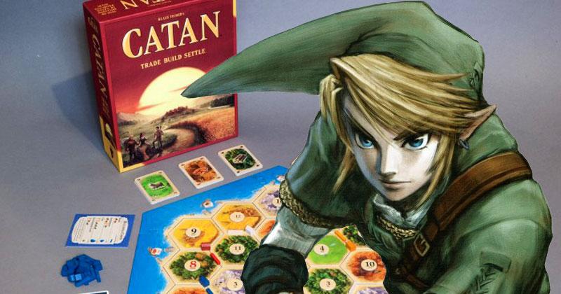 FanGame: Catán de Zelda