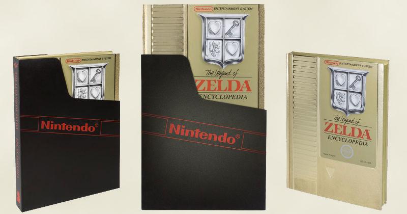 Unboxing de la Edición Especial de la Zelda Encyclopedia