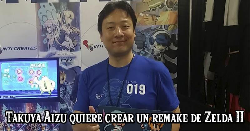 Al CEO de Inti Creates le gustaría crear un remake de Zelda II