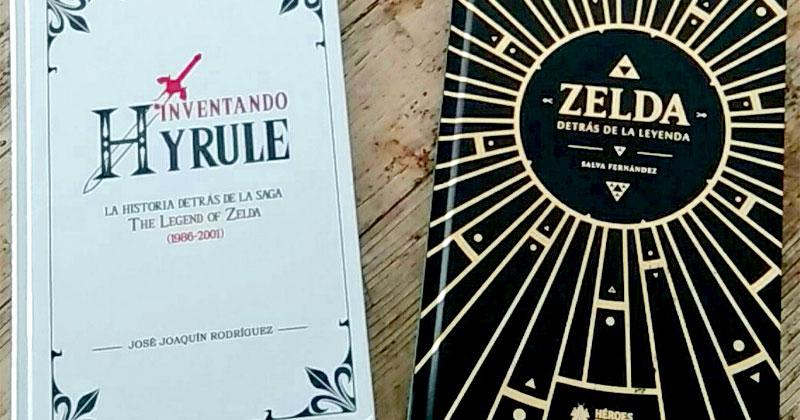 Videoreview de los libros no oficiales de Zelda