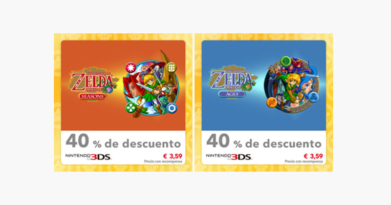 Nuevos descuentos en My Nintendo EU