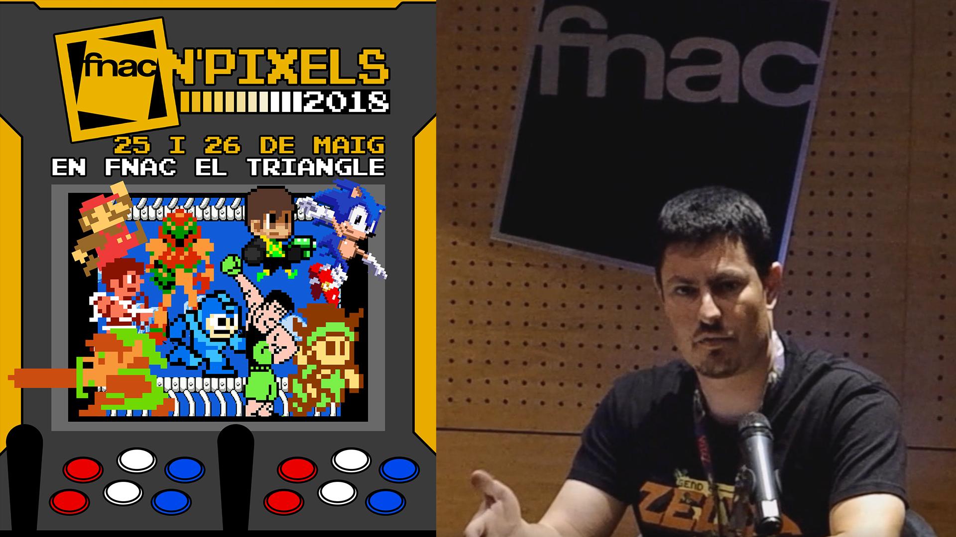 Universo Zelda desde Fnac'n'Pixels 2018