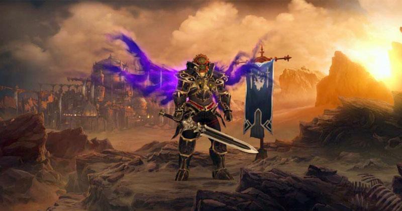 Diablo III llega a Switch… ¡con Ganondorf!