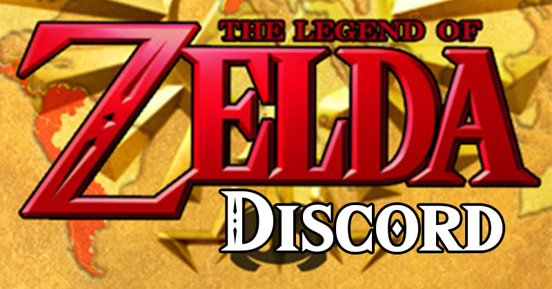 La comunidad en Discord de The Legend of Zelda