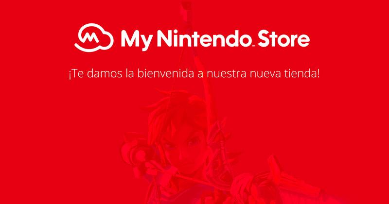 Nueva My Nintendo Store