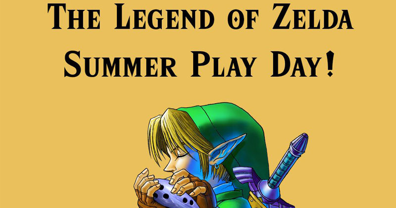 Zelda Summer Play Day en Nintendo NY