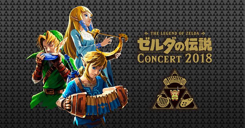 Se anuncian nuevos conciertos de la saga en Japón
