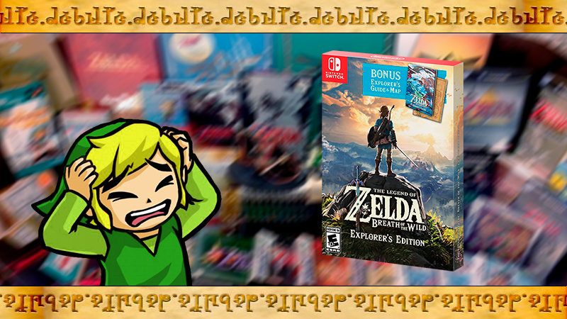 ¿Valen la pena las Ediciones Especiales en The Legend of Zelda?