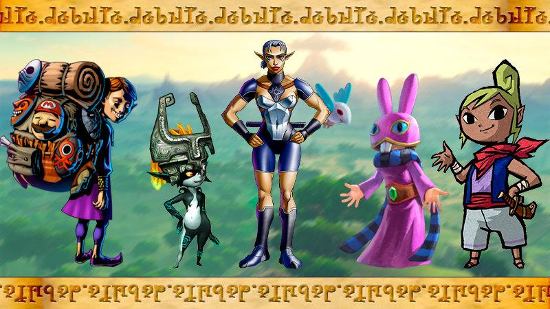 ¿De qué personaje secundario de Zelda necesitamos un buen trasfondo?