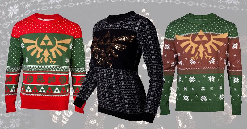 Nuevos jerséis navideños de Difuzed