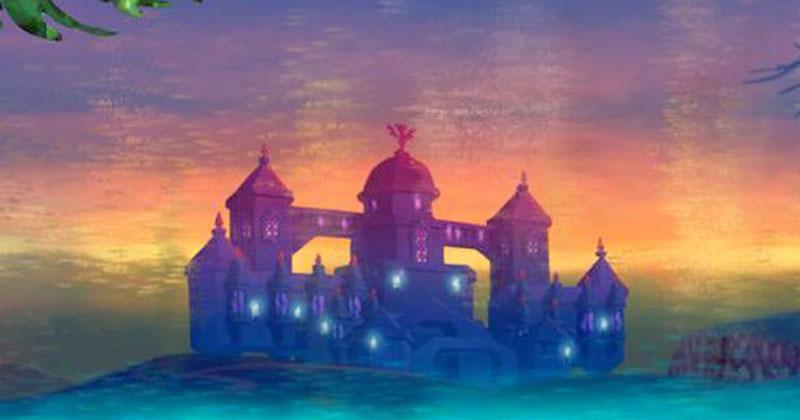 Versión 16 bits de la música del Castillo de Lorule
