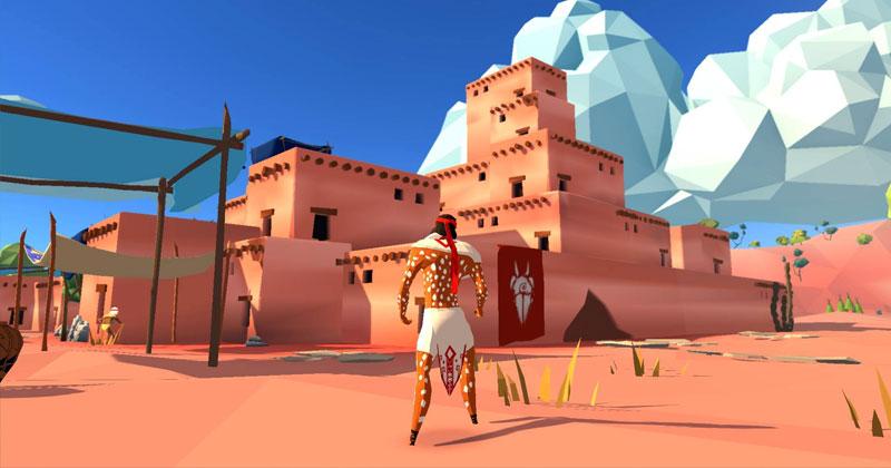 Mulaka nació de la idea de Zelda en el norte de México